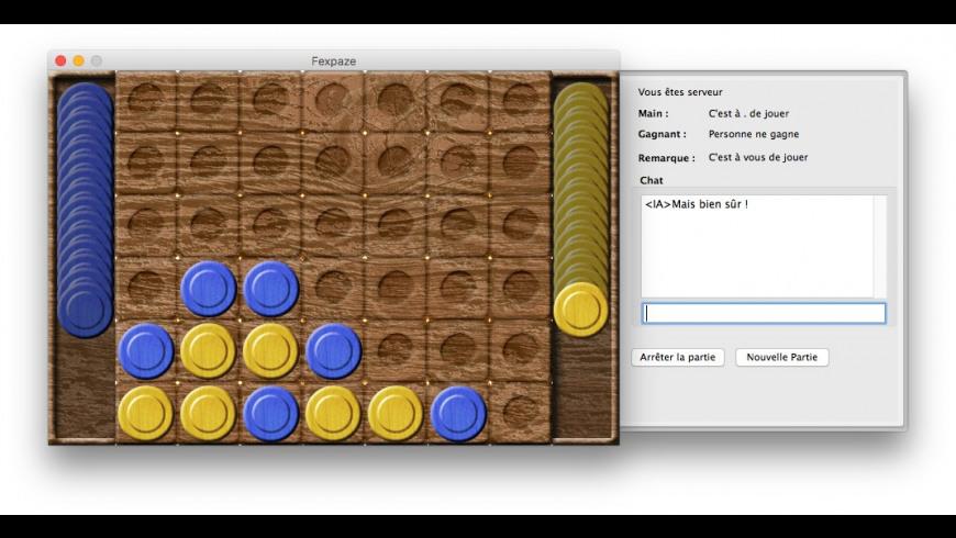 Fexpaze for Mac - review, screenshots