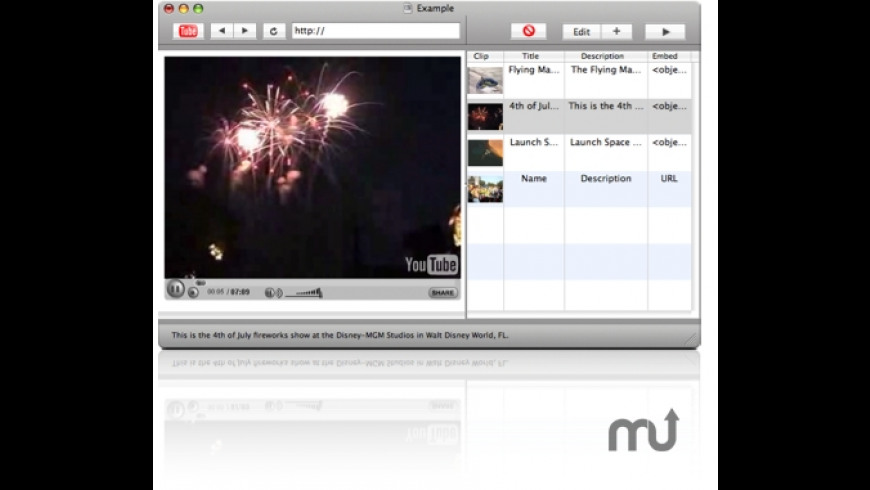 TvTube for Mac - review, screenshots