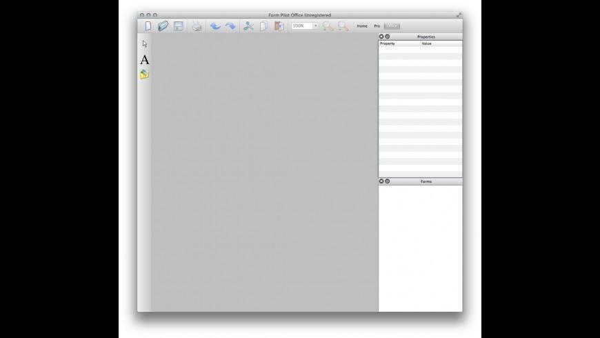 Form Pilot for Mac - review, screenshots