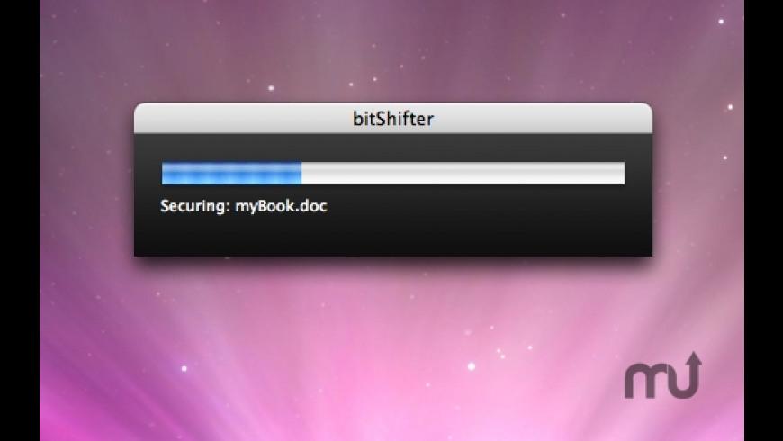 bitShifter for Mac - review, screenshots