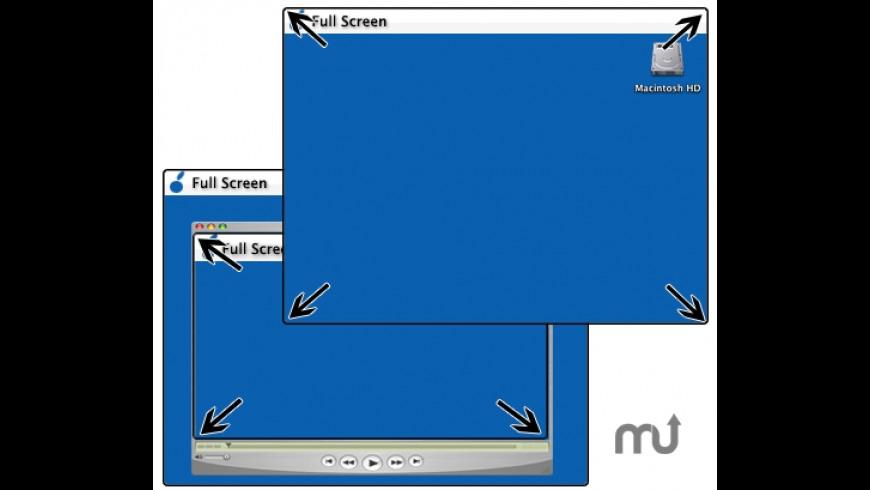 Full Screen for Mac - review, screenshots