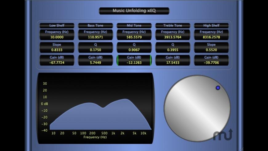 xEQ for Mac - review, screenshots