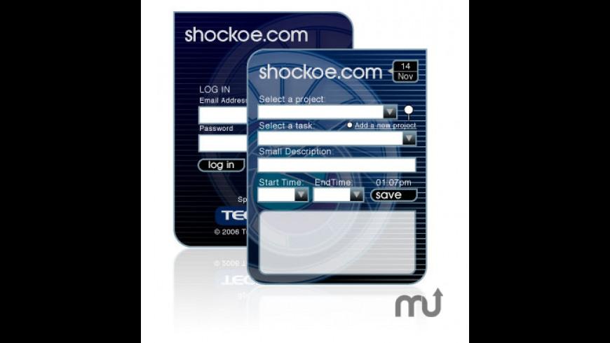 Shockoe Widget for Mac - review, screenshots