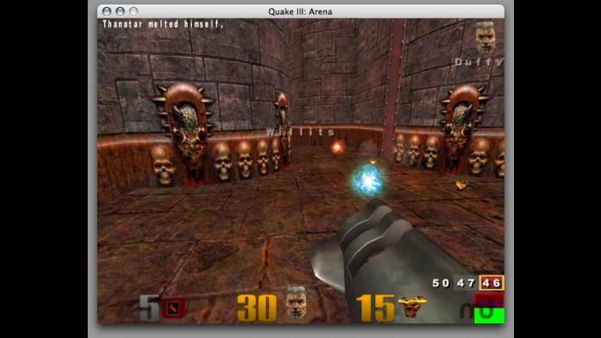 ioquake3 for Mac - review, screenshots