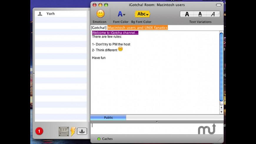 iGotcha! for Mac - review, screenshots