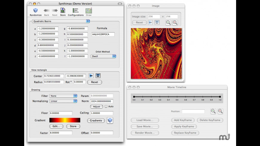 Synthimax for Mac - review, screenshots