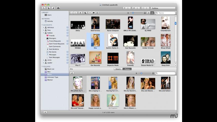 Spyder for Mac - review, screenshots