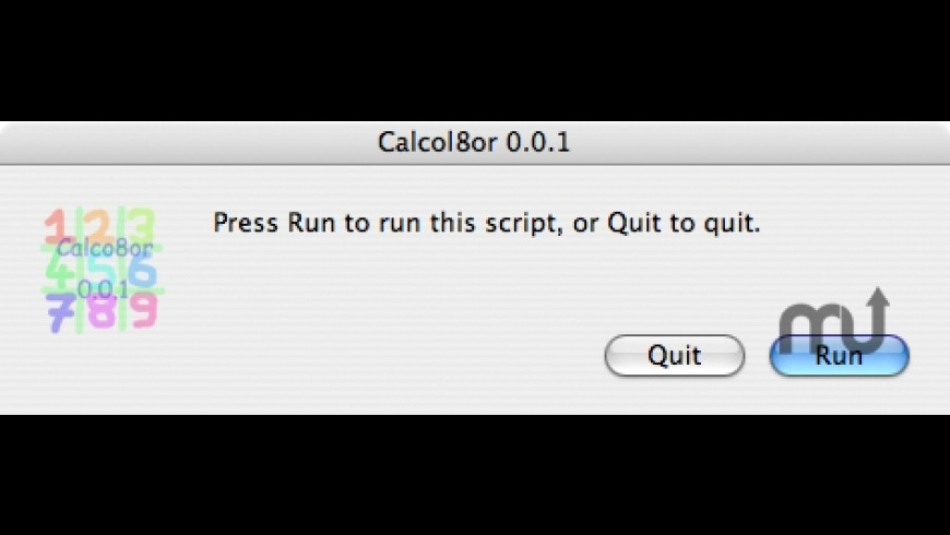 Calcul8or for Mac - review, screenshots