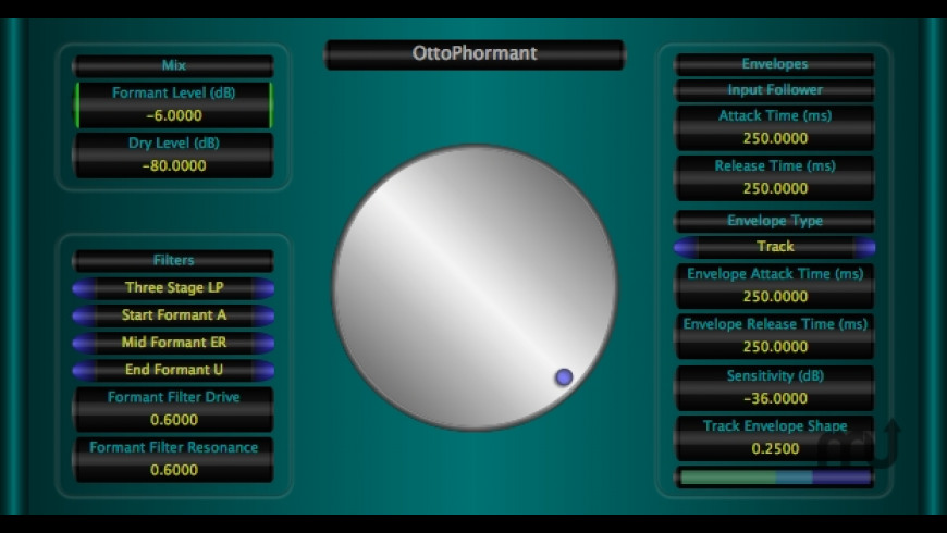 OttoPhormant for Mac - review, screenshots