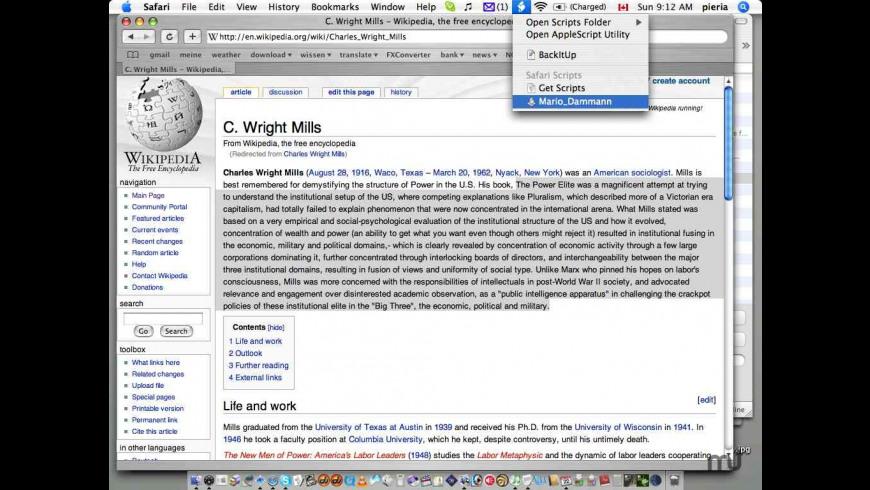 Mario_Dammann for Mac - review, screenshots