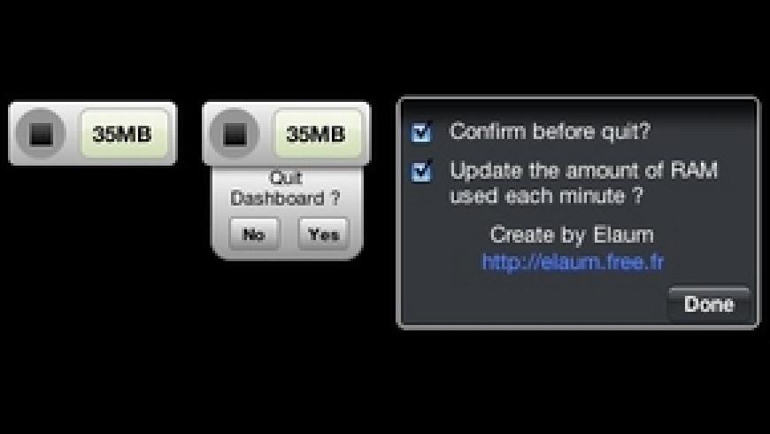 DashQuit for Mac - review, screenshots