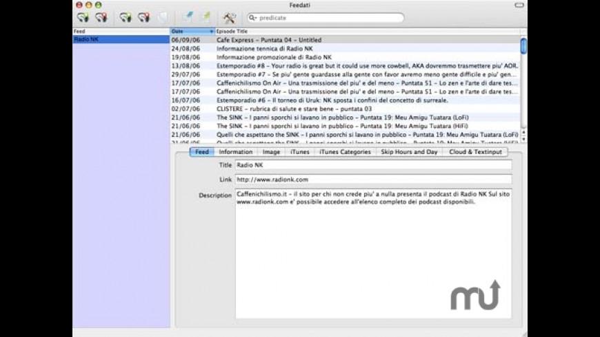 Feedati for Mac - review, screenshots
