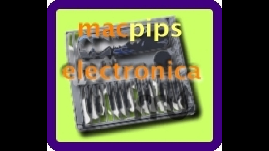 MacPips Electronica Loop Pack for Mac - review, screenshots