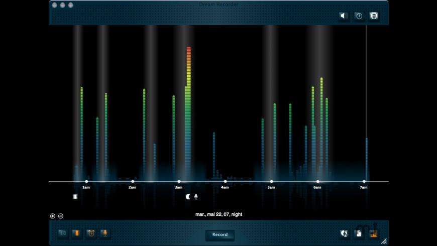 Dream Recorder for Mac - review, screenshots