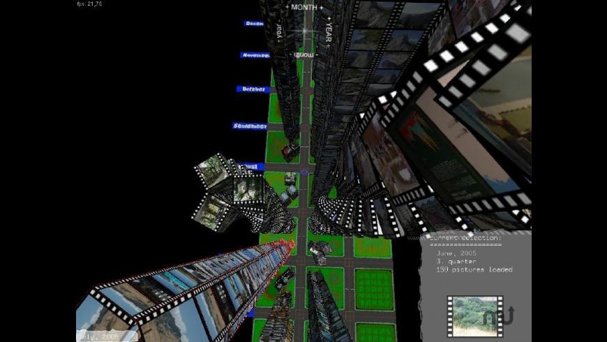 Photopolis for Mac - review, screenshots