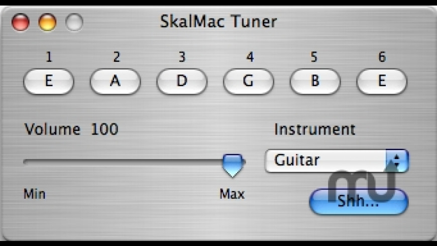 SkalMac Tuner for Mac - review, screenshots