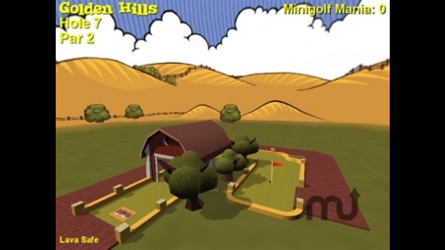 Minigolf Mania for Mac - review, screenshots