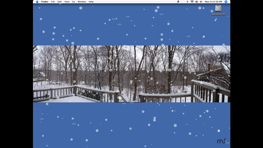 Snow for Mac - review, screenshots