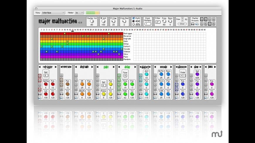 Major Malfunction for Mac - review, screenshots