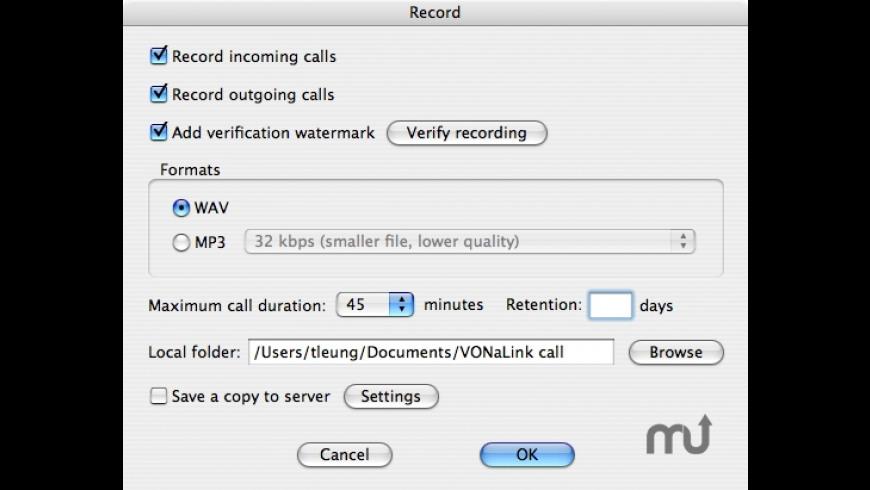 SoloRecord for Mac - review, screenshots