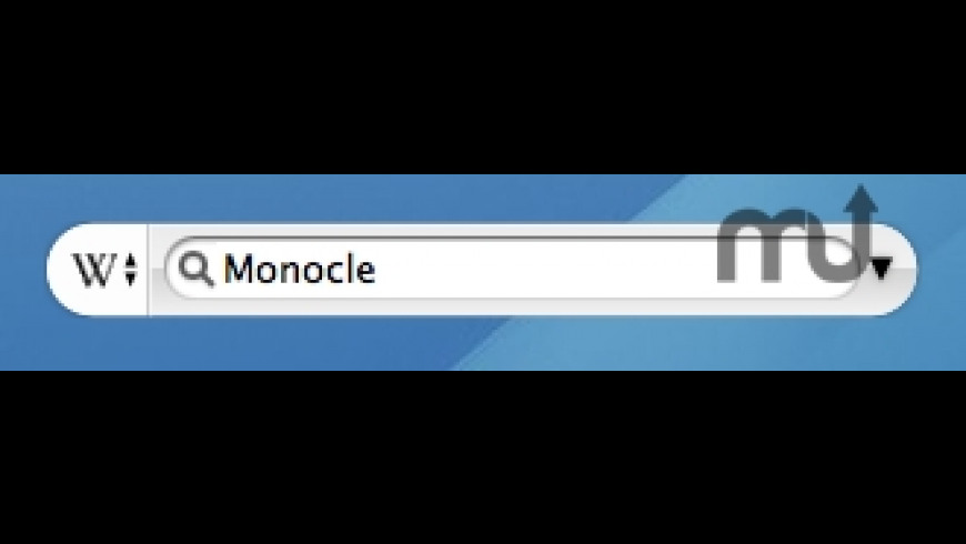 Monocle for Mac - review, screenshots