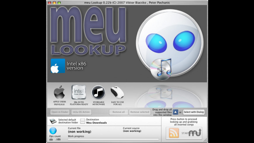 Meu LookUp for Mac - review, screenshots