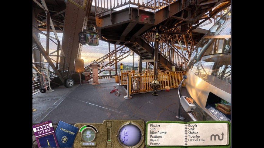 Travelogue 360 Paris for Mac - review, screenshots