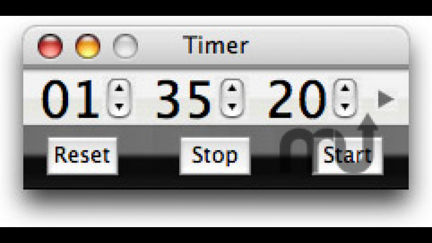 Sonora Timer for Mac - review, screenshots