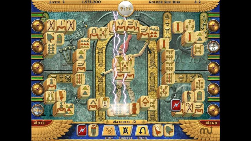 Luxor Mahjong for Mac - review, screenshots