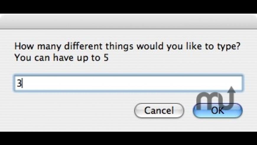 Type4U for Mac - review, screenshots