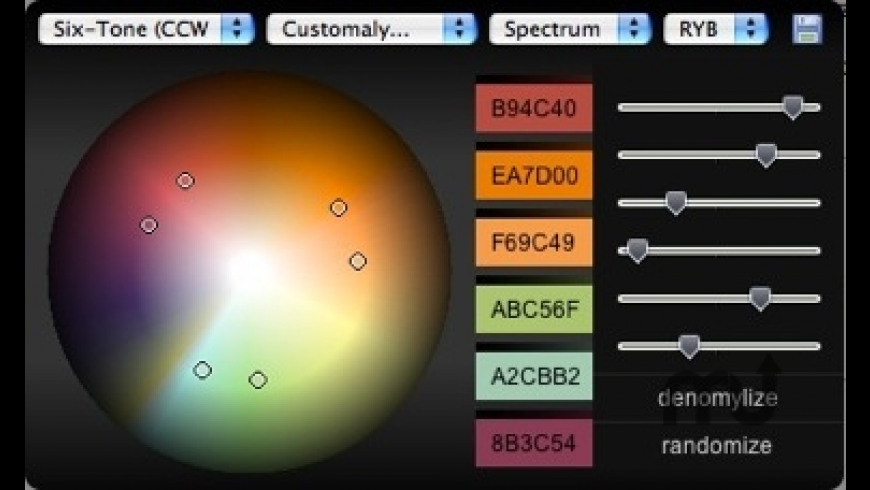 ColorJack: Sphere for Mac - review, screenshots