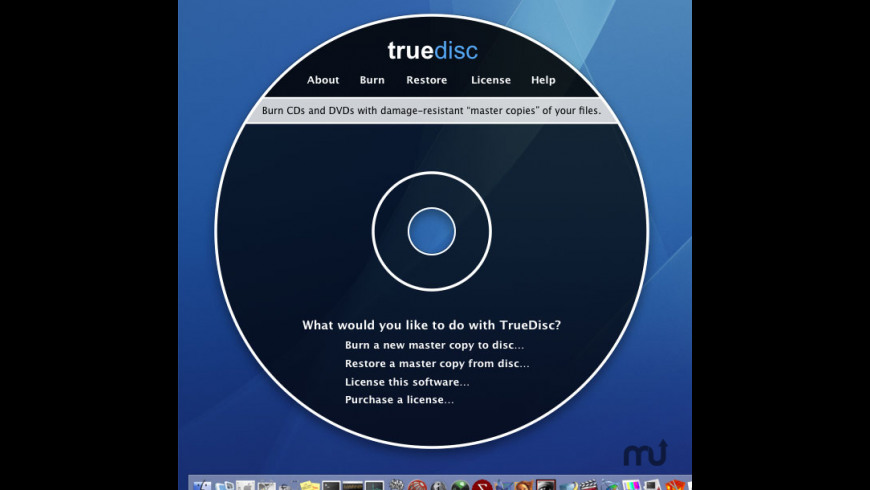 TrueDisc for Mac - review, screenshots