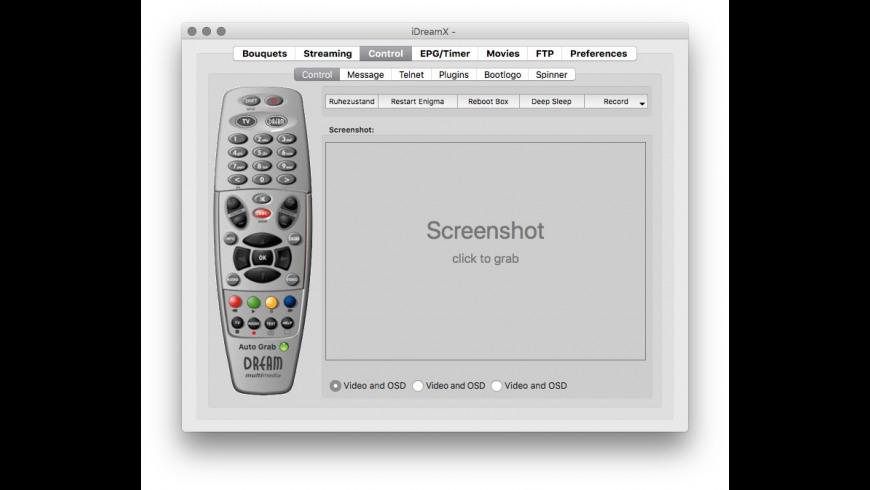 iDreamX 3 0 20 Free Download for Mac | MacUpdate