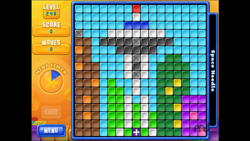 Super Collapse! Puzzle Gallery for Mac - review, screenshots