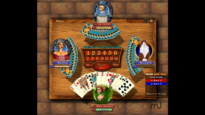 Hardwood Hearts for Mac - review, screenshots