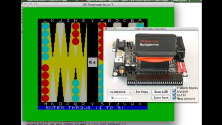 zxsp for Mac - review, screenshots
