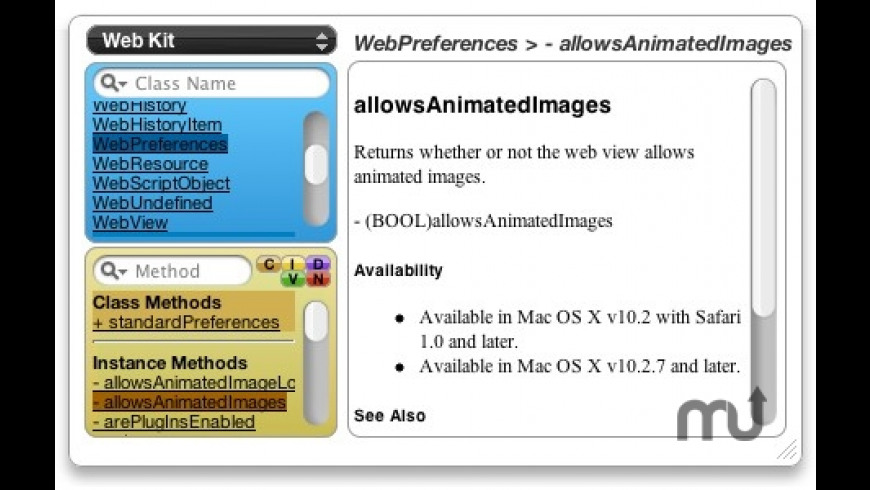 CocoaNavi for Mac - review, screenshots