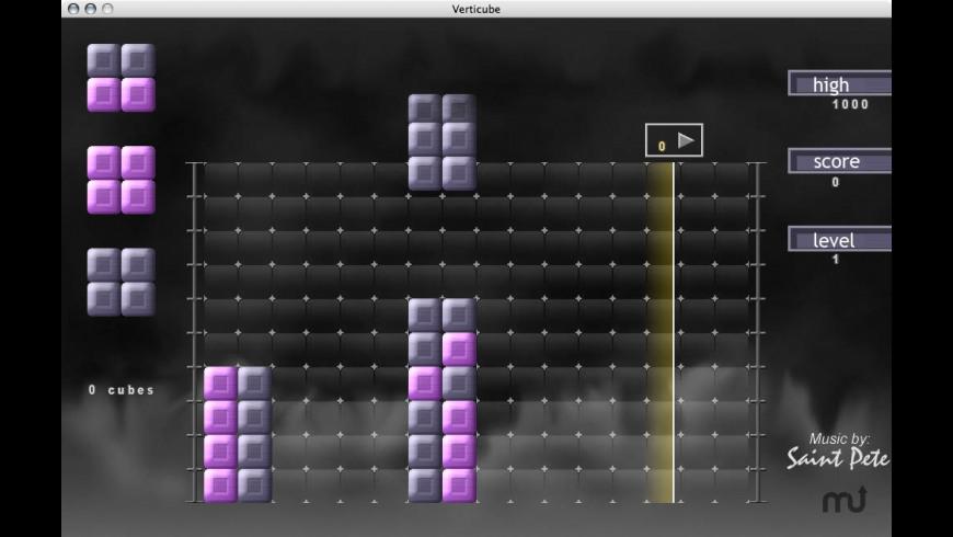 Verticube for Mac - review, screenshots