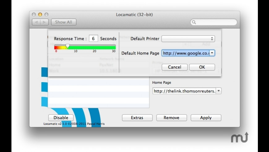 Locamatic for Mac - review, screenshots