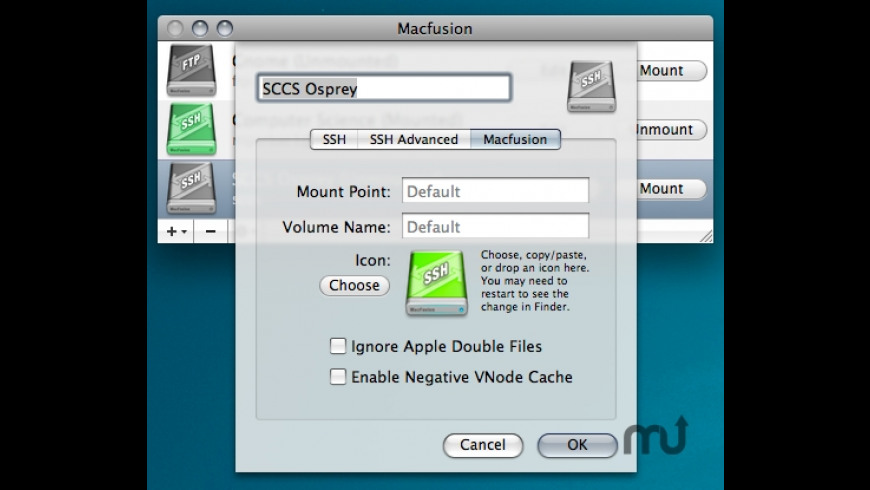 MacFusion 2 0 4 Free Download for Mac | MacUpdate