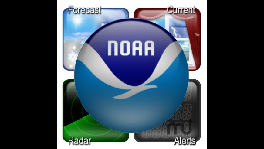 NOAA Weather Center 1 2 Free Download for Mac | MacUpdate