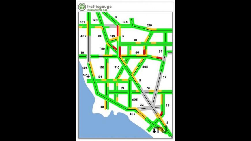 TrafficGauge Widget for Mac - review, screenshots