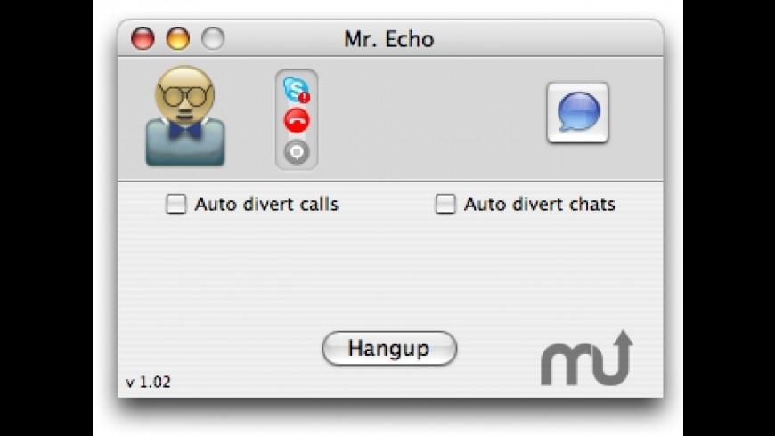 Mr. Echo for Mac - review, screenshots