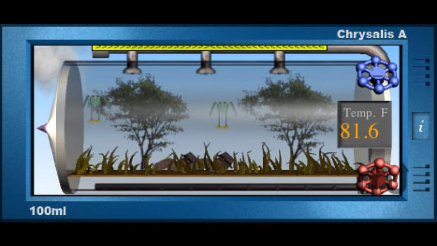 Chrysalis-B for Mac - review, screenshots