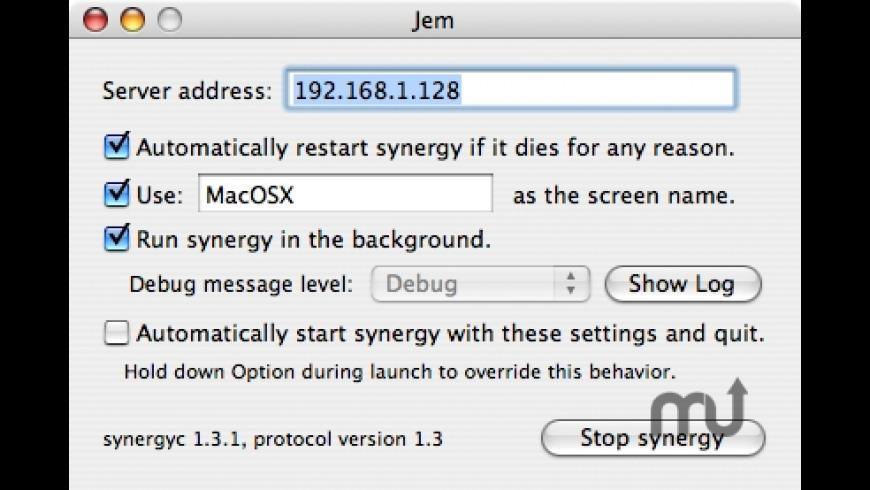Jem for Mac - review, screenshots