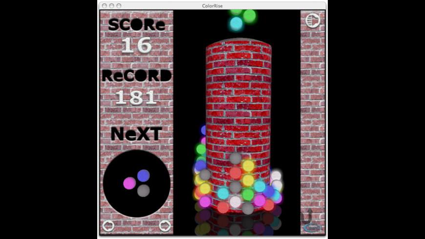 ColorRise for Mac - review, screenshots