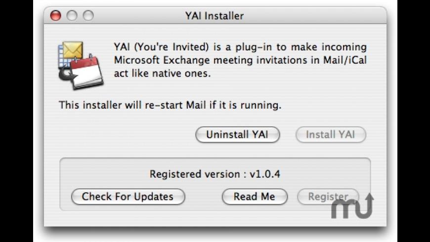 YAI for Mac - review, screenshots