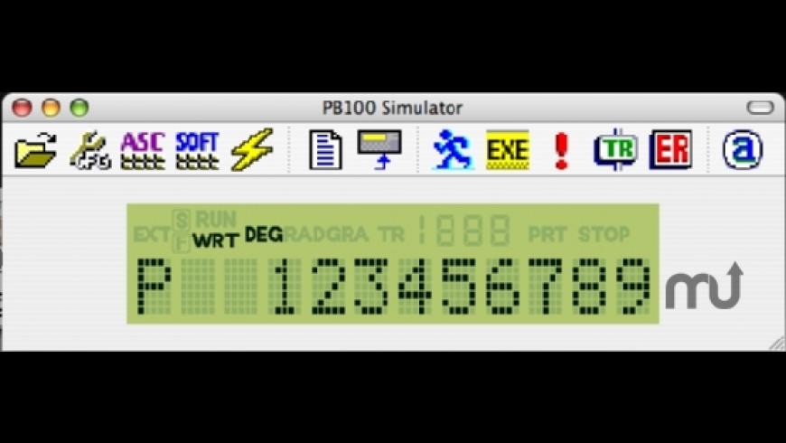 PB100_Simulator for Mac - review, screenshots