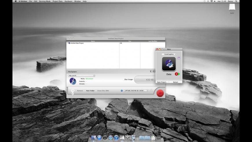 K_Kitchen for Mac - review, screenshots