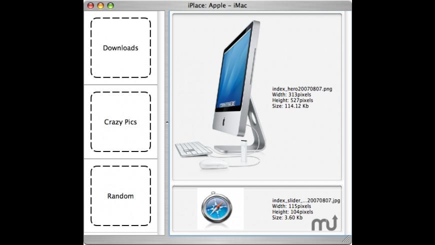 iPlace for Mac - review, screenshots